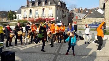 Journée Téléthon à Chateaubourg (2018)